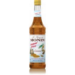 MONIN CUKORMENTES KARAMELL SZIRUP 250 ml
