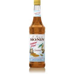 MONIN CUKORMENTES MOGYORÓ SZIRUP 250 ml
