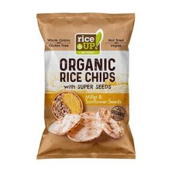 RICE UP BARNARIZS CHIPS KÖLES-NAPRAF.25G