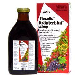 SALUS KRAUTERBLUT-S SZIRUP 500 ML 500 ml