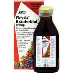 SALUS KRAUTERBLUT-S SZIRUP 250 ML 250 ml