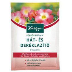 KNEIPP FÜRDŐKRISTÁLY HÁT-DERÉK. 60 G 60 g