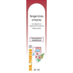 DR.THEISS TENGERVIZES ORRSPRAY ECHINAC. 20 ml