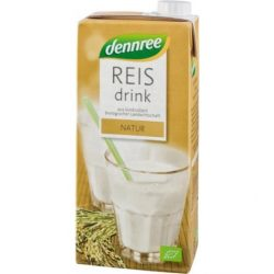 Dennree bio rizsital natúr 1000 ml