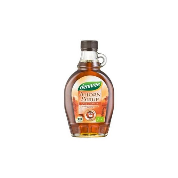 "DENNREE BIO JUHARSZIRUP ""C"" 250 ML"