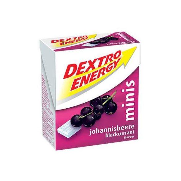 Dextro energy minis szőlőcukor feketeribizli ízű 50 g