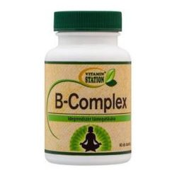 VITAMIN ST. B-COMPLEX TABLETTA 60 DB