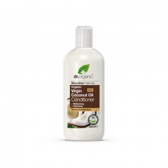 Dr.organic bio kókuszolaj hajkodicionáló 265 ml
