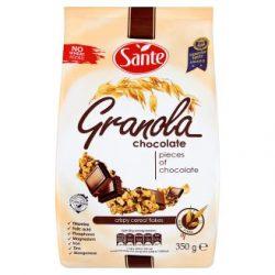 SANTE GRANOLA CSOKOLÁDÉS 350 g