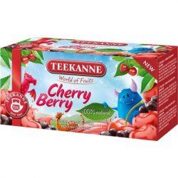 TEEKANNE CHERRY BERRY TEA 20 filter