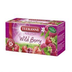 TEEKANNE WILD BERRY EPER-MÁLNA TEA 20 filter