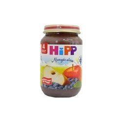 HIPP 4310 ÁFONYÁS ALMA 190 g