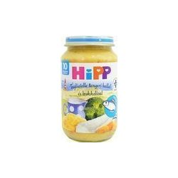 Hipp 6550 tagliatelle hallal brokkolival 220g