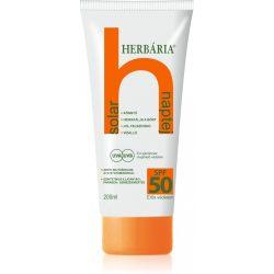 HERBÁRIA NAPTEJ SPF 50 200 ml