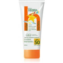 HERBÁRIA NAPTEJ GYEREK SPF 50 200 ml