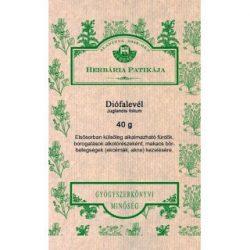 HERBÁRIA DIÓFALEVÉL TEA 40 G 40 g