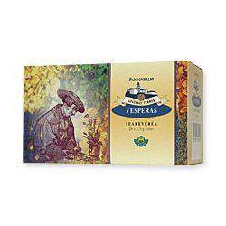PANNONHALMA VESPERAS TEA FILTERES 20 filter