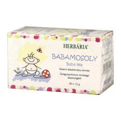 HERBÁRIA BABAMOSOLY BABA TEA FILTERES 20 filter