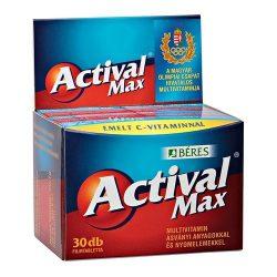BÉRES ACTIVAL MAX MULTIV. 30 DB 30 db