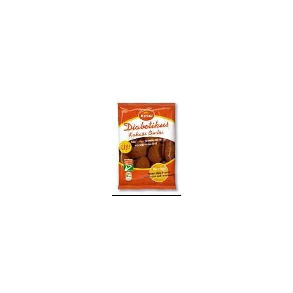 Detki cukormentes omlós keksz-kakaós 180 g