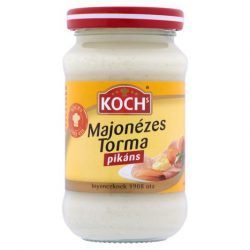 KOCHS MAJONÉZES TORMA PIKÁNS 200G 200 g