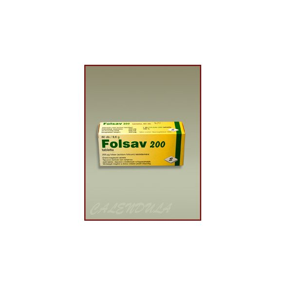 SELENIUM PHARMA FOLSAV TABLETTA 60 db