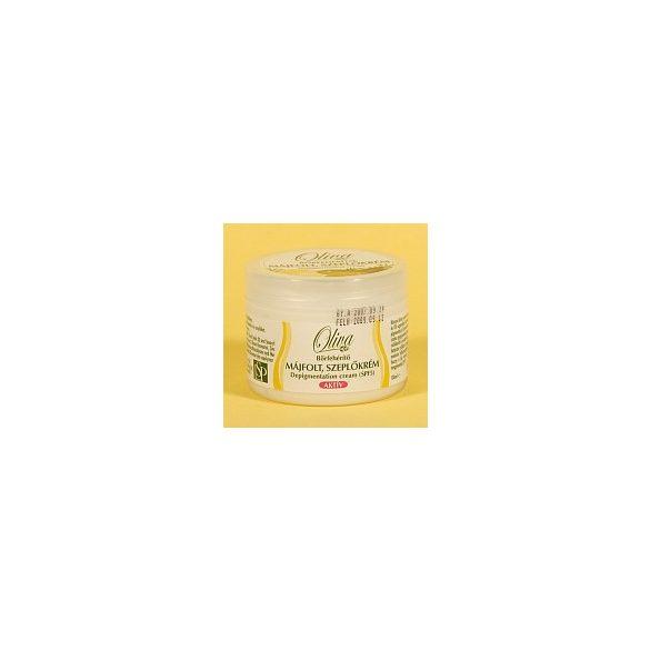 Lady Stella oliva beauty bőrfehérítő májfolt és szeplőkrém 100 ml