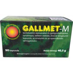 GALLMET-M KAPSZULA 90 DB 90 db