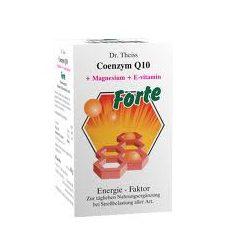 DR.THEISS COENZYM Q10+MAGNESIUM+E FORTE 60 db