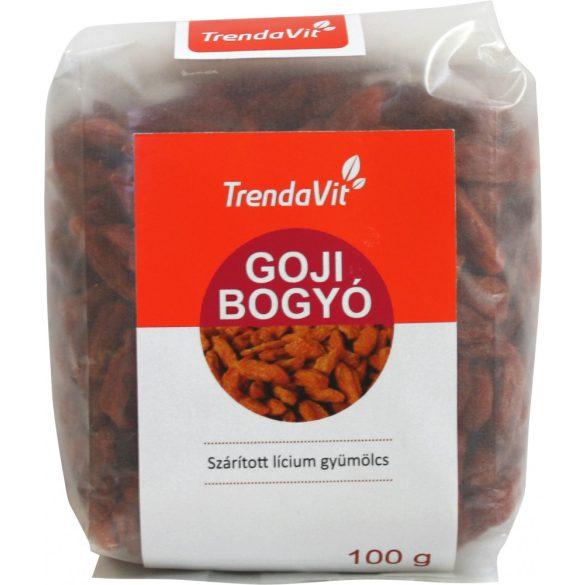 TRENDAVIT GOJI BOGYÓ (LÍCIUM) 100 G 100 g