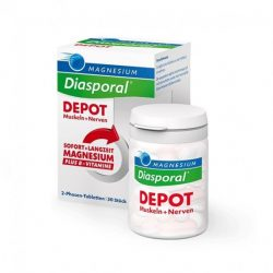 MAGNESIUM-DIASPORAL DEPOT 30 db