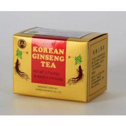 SUN MOON KOREAI GINSENG TEA INSTANT 10 db
