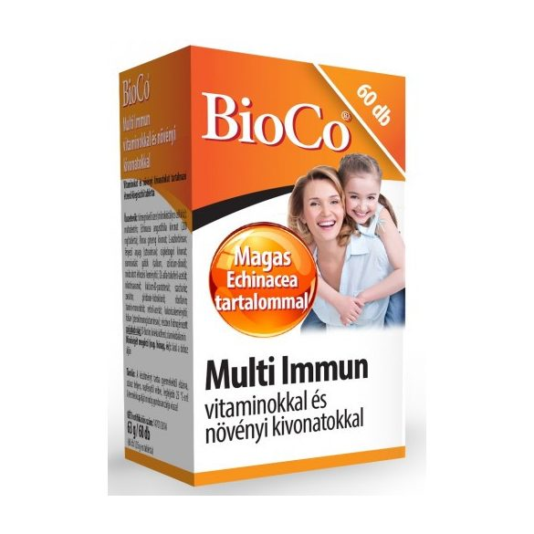 BIOCO MULTI IMMUN TABLETTA 60 db