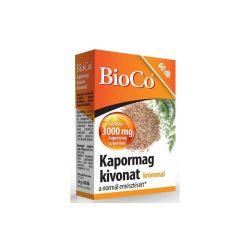 BIOCO KAPORMAG TABLETTA KRÓMMAL 60 db