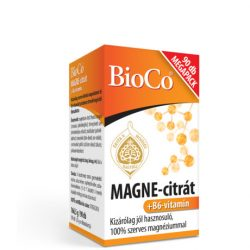 BIOCO MAGNE-CITRÁT+B6 VITAMIN MEGAPACK