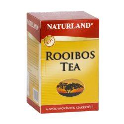 NATURLAND ROOIBOS TEA 20 FILTERES 20 filter