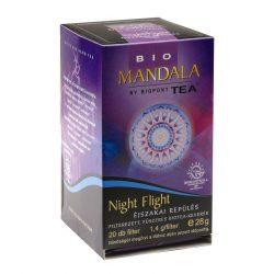 MANDALA BIO FILTERES TEA NIGHT FLIGHT