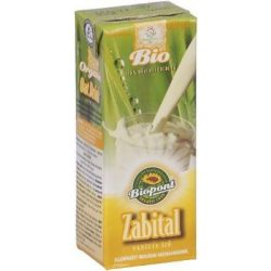 BIOPONT BIO ZABITAL VANÍLIÁS 200 ML 200 ml