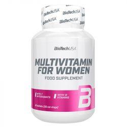 BIOTECH MULTIVITAMIN FOR WOMEN TABLETTA 60 db