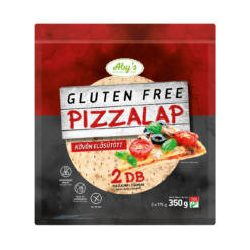 ABY'S GLUTEN FREE PIZZALAP 350G 14NAP 350 g