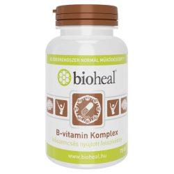 BIOHEAL B-VITAMIN KOMPLEX TABLETTA 70 db