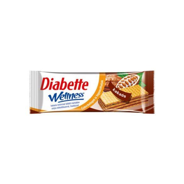 DIABETTE WELLNESS KAKAÓS OSTYA 26 G 26 g