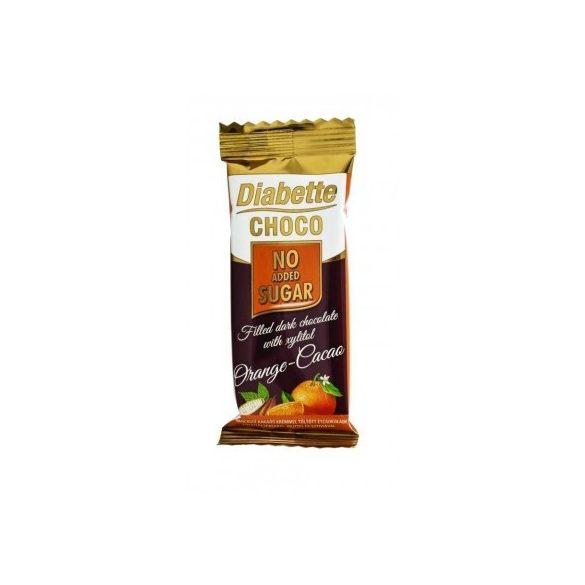Nas narancs-kakaó töltött étcsokoládé 22 g