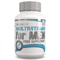 BIOTECH MULTIVITAMIN FOR MEN TABLETTA 60 db