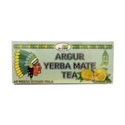 DR.FLORA ARGUR YERBA MATE TEA CITROMOS 25 filter