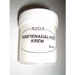 AQUA FEKETENADÁLYTŐ KRÉM 90 ML 90 ml
