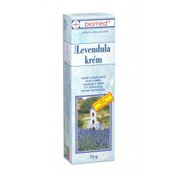 BIOMED FRANCIA LEVENDULA KRÉM 70 g