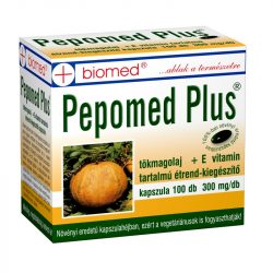BIOMED PEPOMED PLUS KAPSZULA 100 db