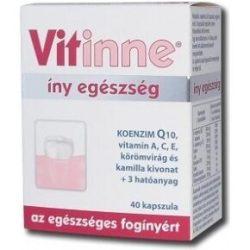 VITINNE PLUS ÍNY KAPSZULA 40db