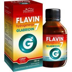 FLAVIN 7 GYÜMÖLCSLÉ KIVONAT 100 ML 100 ml